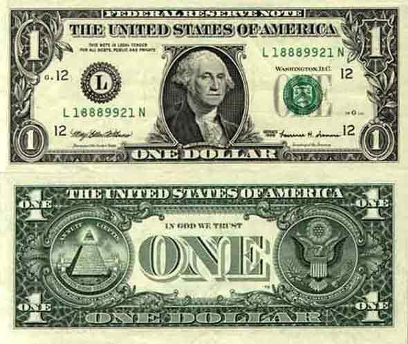satu dollar