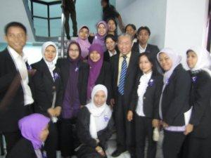 Dengan Teman Residen dan dr. Frans Liyadi